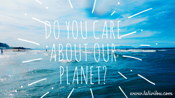 For Those Of You That Care About Our Planet, This Is For You…