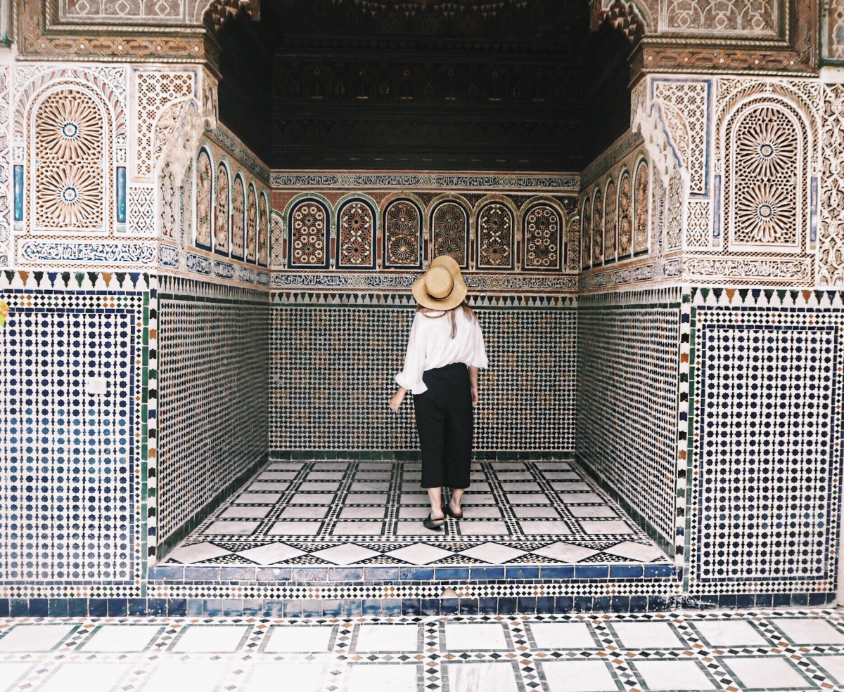 One Week In Marrakech